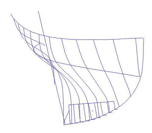 Katydid - Target hullform