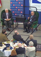 In conversation with Bob Woodward and Carl Ber...