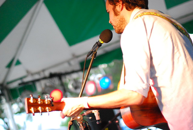 locally grown: mandolin orange