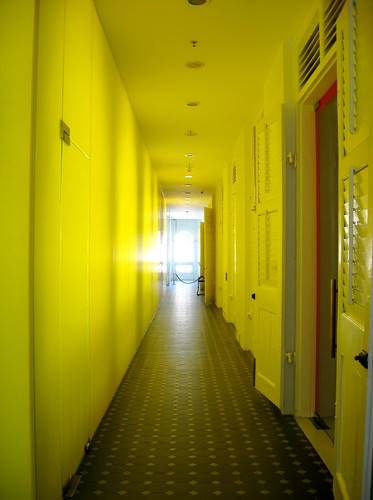 The Yellow Corridor