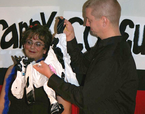 20080517 - Rocky Horror Picture Show - Jesse - cow sex - (by Casey) - 2504132870_c2de3a2376_o