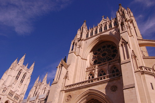 For All Faiths and None: Washington National Cathedral (4/6)
