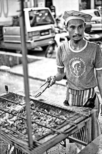 Pasar Ramadhan at Taman Melawati