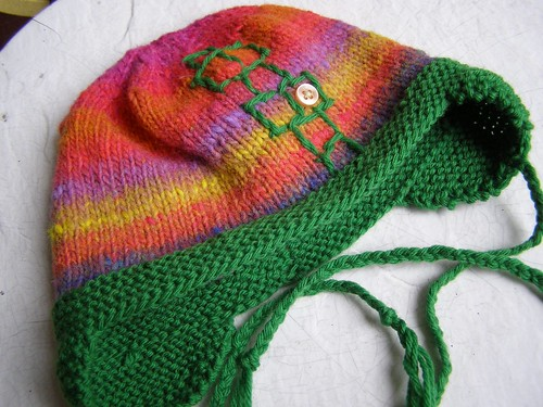 hop scotch hat