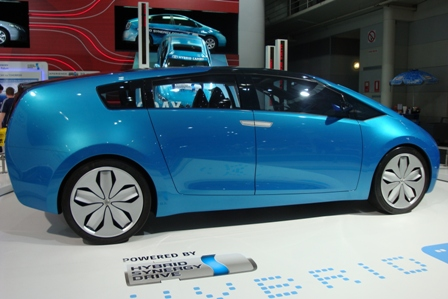 Concept car 2 - hybrid