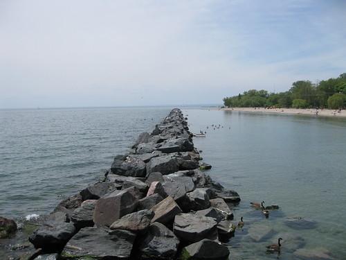 Beaches on the Island