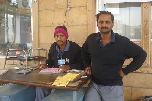 Jaipur加油店1-6收費員