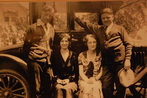 Great-grandparents, ca. 1923