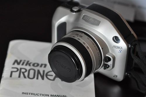 Nikon Pronea-S