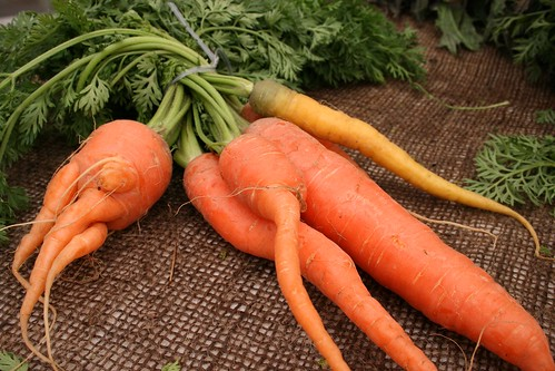 Deformed Carrots