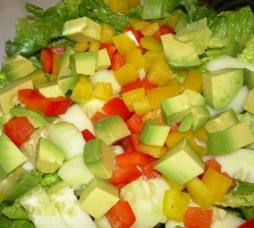 Flash Test Salad