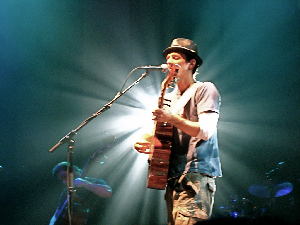 Jason Mraz Live in DC at Constitution Hall