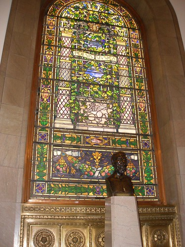 Stained Glass, Library