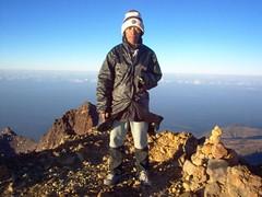 Bohari Adventures summit Rinjani volcano Lombo...