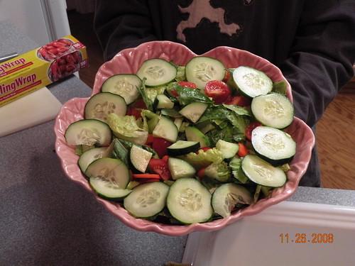 Guy Friends Salad