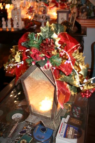 A lantern I embellished