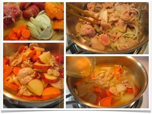 Butajiru- Japanese style soup