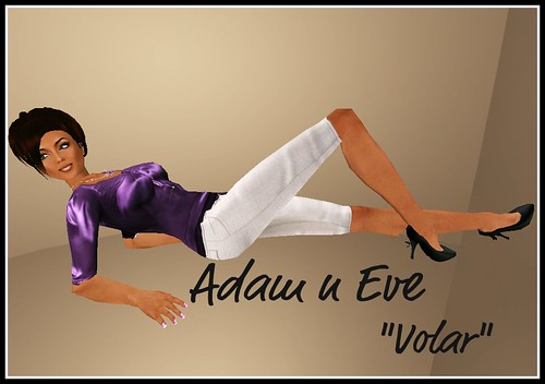 "Shoe Expo - Adam n Eve ""Volar"""
