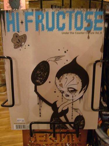 Hi Fructose 8