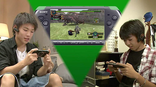 Mainkan Monster Hunter Portable 2nd G secara online