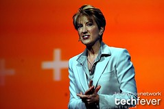 "Carleton ""Carly"" Fiorina, CEO Hewlet..."