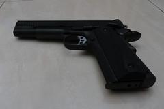 Colt 1911 Kimber, second attempt