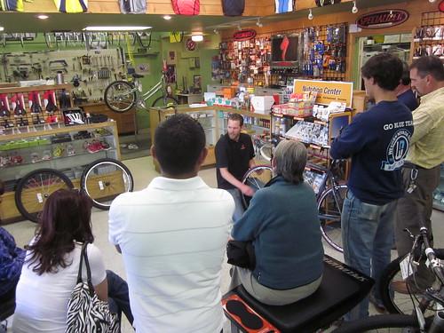Bike Smith Flat Tire Repair Clinc