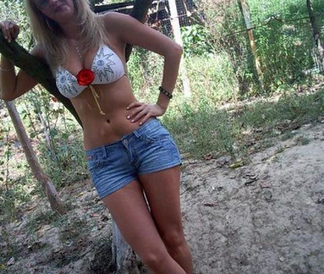 Camel Toe Girl From Bukarest