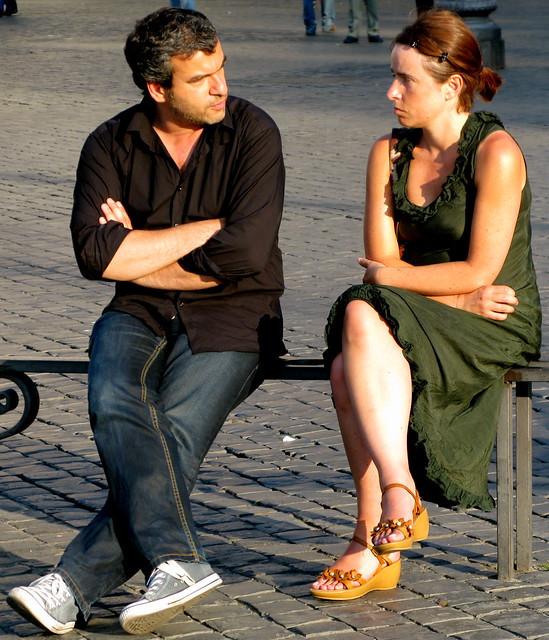 καυγάς ψυχρότητα ζευγάρι θυμός χωρισμός διαζύγιο