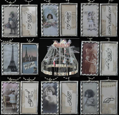 vintage-French charms