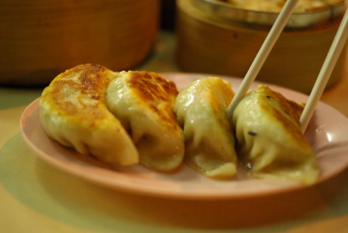 dumpling (I think this one is chicken)