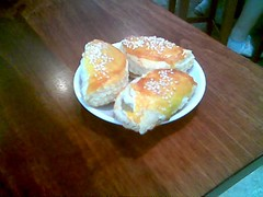 Sibu's MFT Dimsum - durian pastry