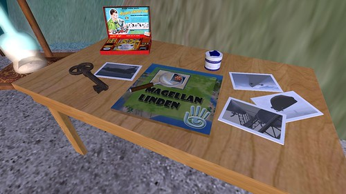 The Find Magellan Tabke