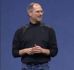 Steve Jobs - Uma das pessoas mais inovadoras se inspira em design de carros