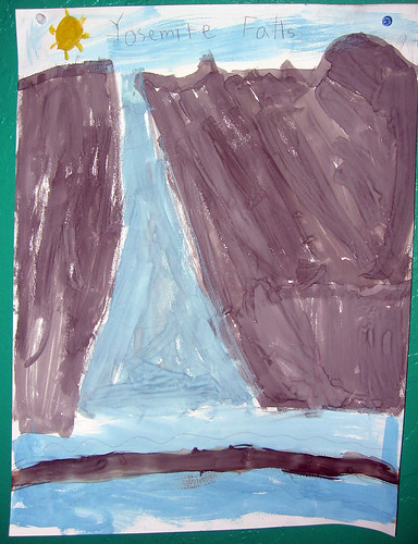 Chunguita's Watercolor Painting