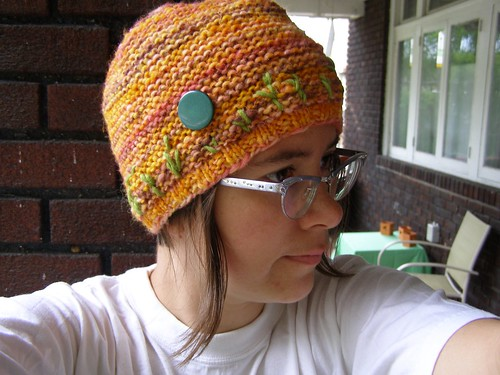 sprout hat