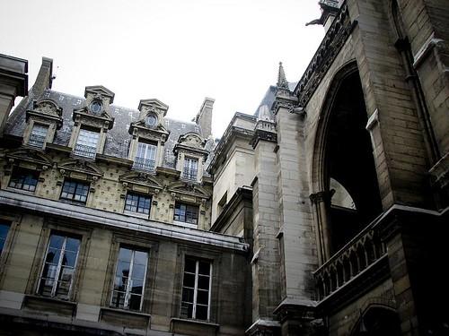 생샤펠 성당 사진