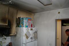 Küchenbrand/Wasserschaden Aukamm 02.09.08