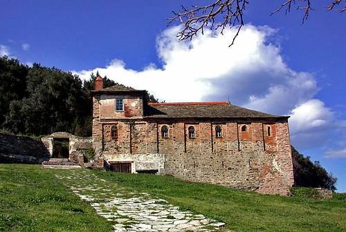 Cemetery of Iveron Monastery
