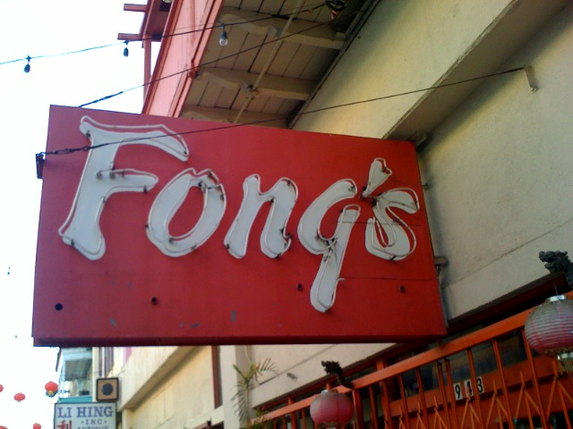 Fong's