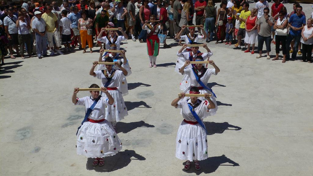 Grupo de danzas de Soto