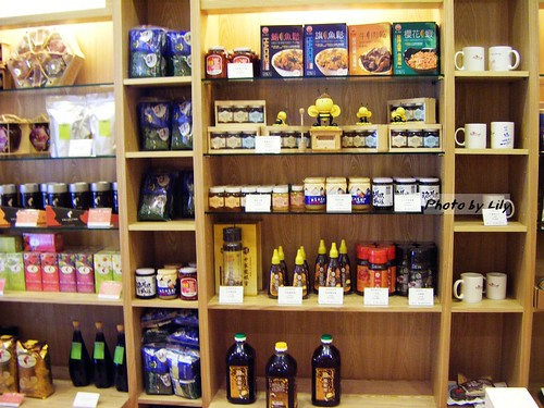 果子咖啡賣的台灣優秀農產品。