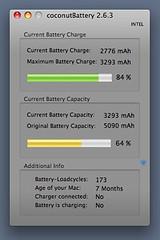 MacBook Air Battery Capacity
