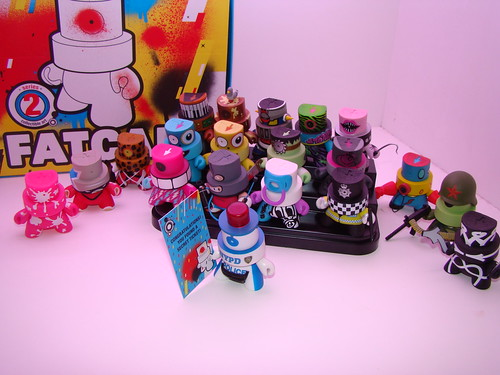 kidrobot fatcaps series 2