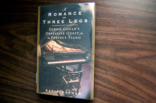 a romance on three legs by katie hafner