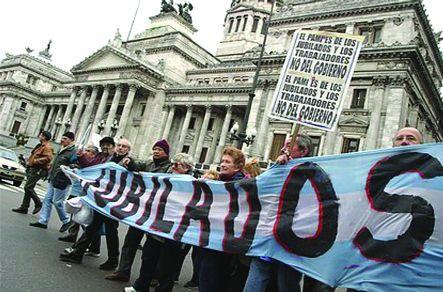 El PAMI es de los jubilados y de los trabajadores, no del Gobierno.