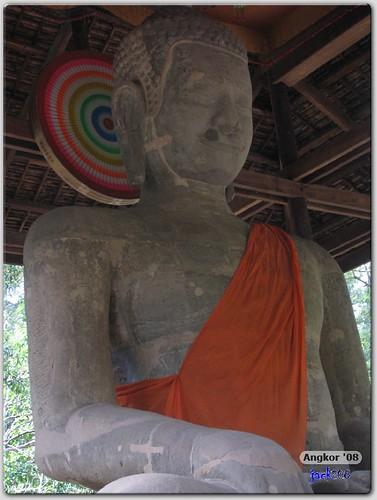 Tep Pranam - Giant Buddha