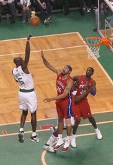 Nobody can guard KG