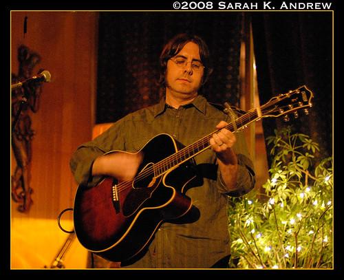 Jonathan Andrew at The Goldhawk in Hoboken, NJ