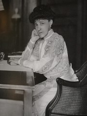 Young Edith Wharton by WBUR